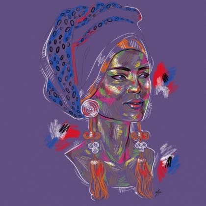 Rainbow Girl 23 by Tina Mailhot-Roberge (vervex)