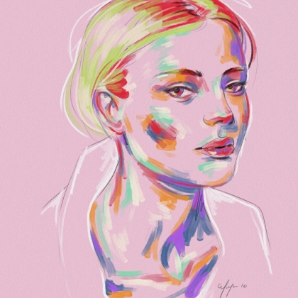 Rainbow Girl 31 by Tina Mailhot-Roberge (vervex)