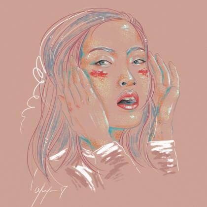 Rainbow Girl 39 by Tina Mailhot-Roberge (vervex)