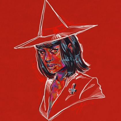 Rainbow Girl 63 by Tina Mailhot-Roberge (vervex)