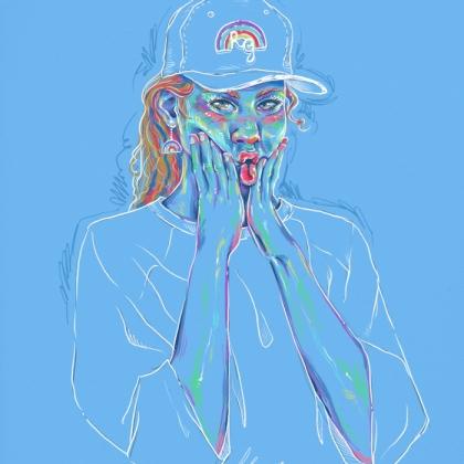 Rainbow Girl 66 by Tina Mailhot-Roberge (vervex)
