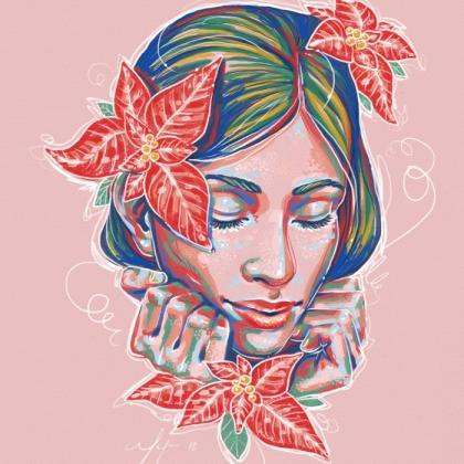 Rainbow Girl 67 by Tina Mailhot-Roberge (vervex)