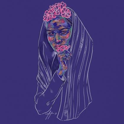 Rainbow Girl 68 by Tina Mailhot-Roberge (vervex)