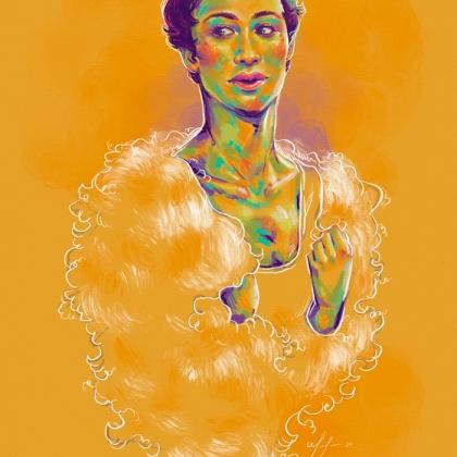 Rainbow Girl 79 by Tina Mailhot-Roberge (vervex)