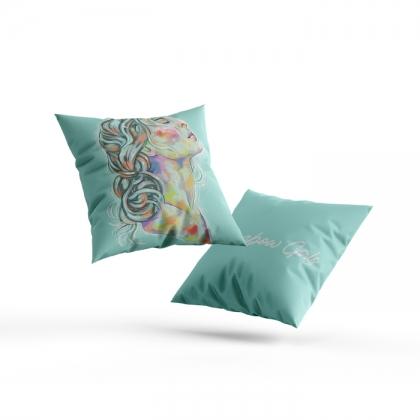 Pillow Rainbow Girl 21