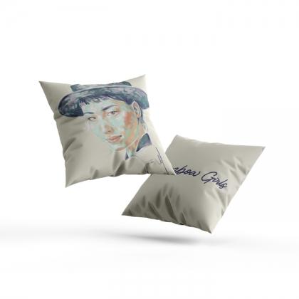 Pillow Rainbow Girl 29